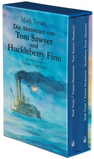 Tatjana Hauptmann, Mark Twain: Die Abenteuer von Tom Sawyer und Huckleberry Finn