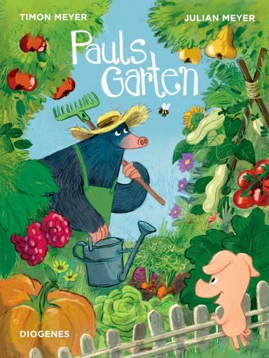 Julian Meyer, Timon Meyer: Pauls Garten