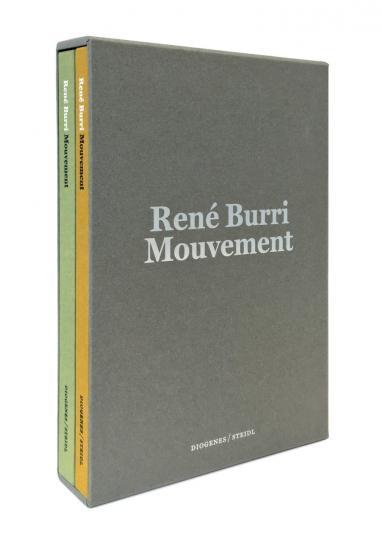 René Burri: Mouvement