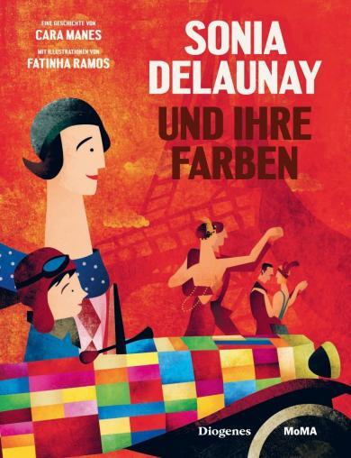 Fatinha Ramos, Cara Manes: Sonia Delaunay und ihre Farben