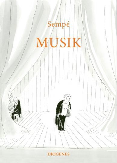 Jean-Jacques Sempe: Musik