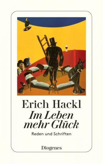 Erich Hackl: Im Leben mehr Glück