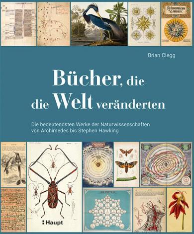 Brian Clegg: Bücher, die die Welt veränderten