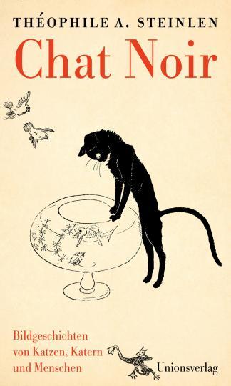 Théophile A. Steinlen, Théophile A. Steinlen: Chat Noir