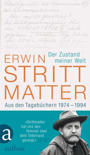 Erwin Strittmatter: Der Zustand meiner Welt