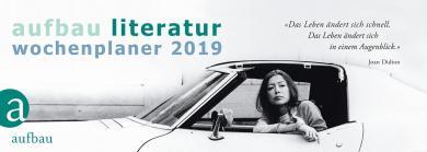 Thomas Böhm, Catrin Polojachtof: Aufbau Literatur Wochenplaner 2019