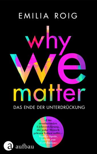 Emilia Roig: Why We Matter
