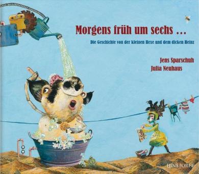 Jens Sparschuh, Julia Neuhaus: Morgens früh um sechs ...