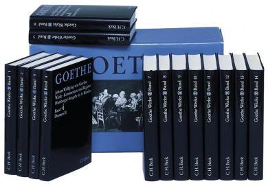 Goethe. Werke / Goethe Werke Hamburger Ausgabe