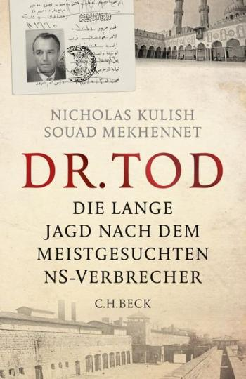 Nicholas Kulish, Souad Mekhennet: Dr. Tod