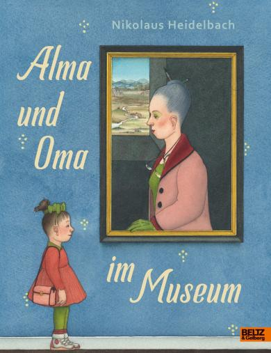Nikolaus Heidelbach: Alma und Oma im Museum