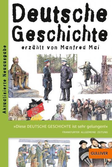 Manfred Mai, Julian Jusim: Deutsche Geschichte