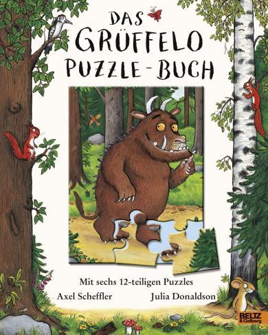 Scheffler, Axel, Julia Donaldson: Das Grüffelo-Puzzle-Buch