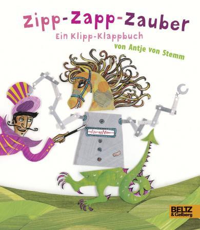 Stemm, Antje von: Zipp-Zapp-Zauber