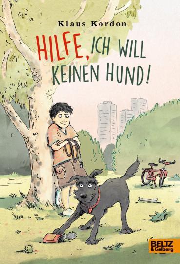 Klaus Kordon, Lena Winkel: Hilfe, ich will keinen Hund!