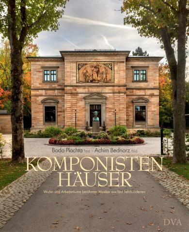 Bodo Plachta: Komponistenhäuser