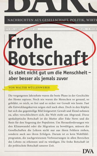 Walter Wüllenweber: Frohe Botschaft