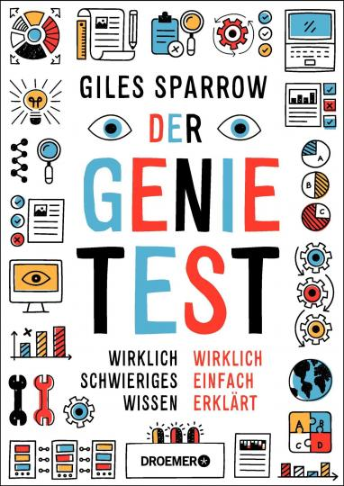 Giles Sparrow: Der Genie-Test