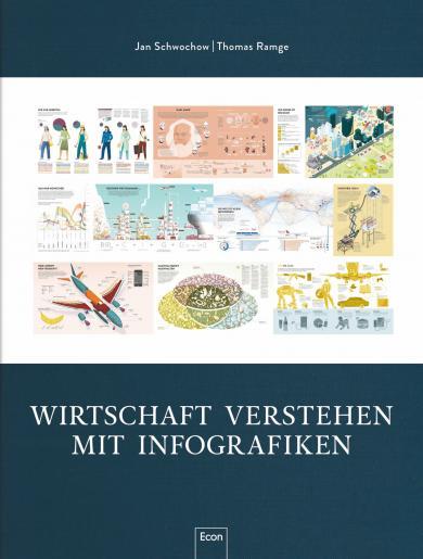 Thomas Ramge, Jan Schwochow: Wirtschaft verstehen mit Infografiken