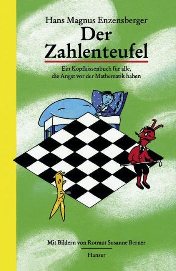 Rotraut Susanne Berner, Hans Magnus Enzensberger, Berner, Rotraut Susanne: Der Zahlenteufel