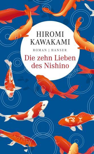 Hiromi Kawakami: Die zehn Lieben des Nishino
