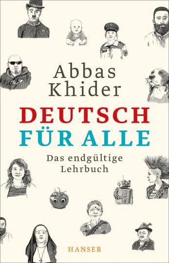 Abbas Khider: Deutsch für alle