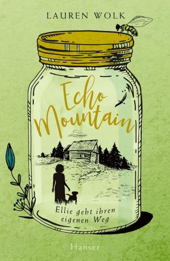 Lauren Wolk: Echo Mountain