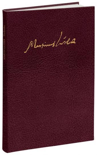 Martin Luther, Michael Triegel, Christian Lehnert: Tischreden