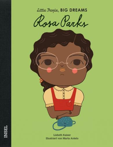 Lisbeth Kaiser, Antelo, Marta: Rosa Parks