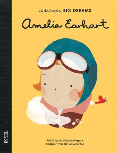 María Isabel Sánchez Vegara, Mariadiamantes: Amelia Earhart