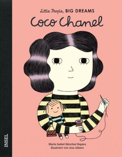 María Isabel Sánchez Vegara, Ana Albero: Coco Chanel