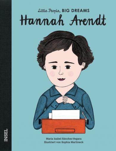 María Isabel Sánchez Vegara, Sophia Martineck: Hannah Arendt