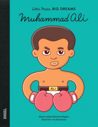 María Isabel Sánchez Vegara, Brosmind: Muhammad Ali