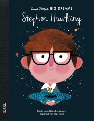 María Isabel Sánchez Vegara, Matt Hunt: Stephen Hawking