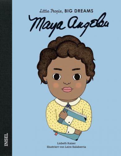 Lisbeth Kaiser, Leire Salaberria: Maya Angelou
