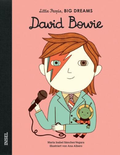 María Isabel Sánchez Vegara, Ana Albero: David Bowie