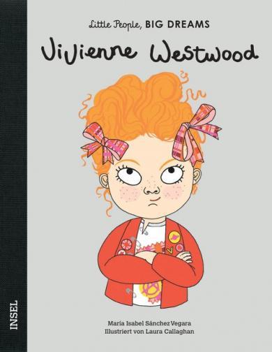 María Isabel Sánchez Vegara, Laura Callaghan: Vivienne Westwood