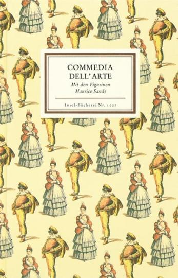 Karl Riha, Maurice Sand: Commedia dell' Arte