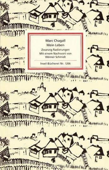 Chagall, Marc: Mein Leben