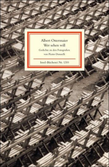 Albert Ostermaier, Renate Siebenhaar: Wer sehen will