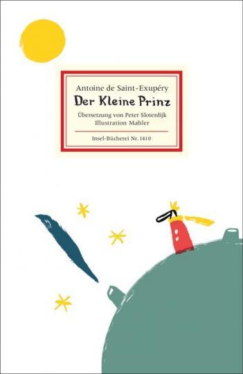 Antoine de Saint-Exupéry: Der kleine Prinz