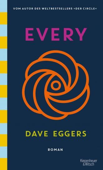 Dave Eggers: Every (deutsche Ausgabe)