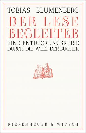 Tobias Blumenberg: Der Lesebegleiter