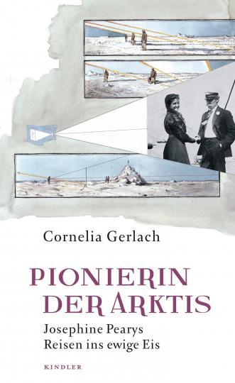 Cornelia Gerlach: Pionierin der Arktis