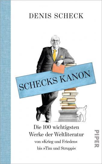 Denis Scheck, Kuhlmann, Torben: Schecks Kanon