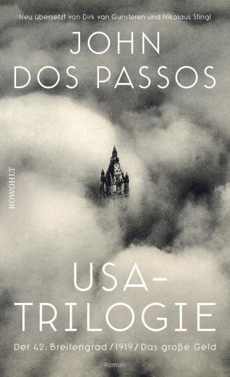 John Dos Passos: USA-Trilogie