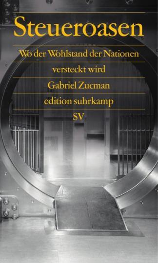 Gabriel Zucman: Steueroasen