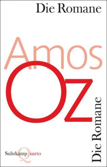 Amos Oz: Die Romane