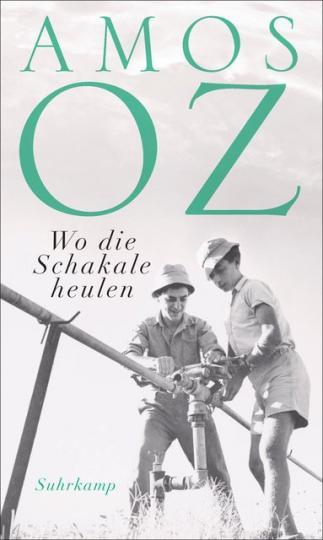 Amos Oz: Wo die Schakale heulen