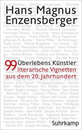 Hans Magnus Enzensberger: Überlebenskünstler